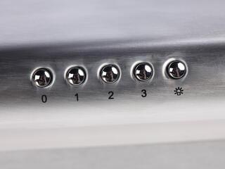 Вытяжка подвесная Kronasteel Kelly 2M 500 серебристый