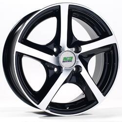 Автомобильный диск Литой Nitro Y290 6x14 4/98 ET 35 DIA 58,6 BFP