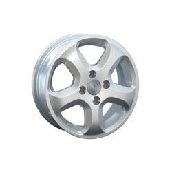 Автомобильный диск Литой Replay OPL26 5,5x14 4/100 ET 49 DIA 56,6 Sil