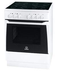 Электрическая плита INDESIT KN6C107A(W) белый, черный