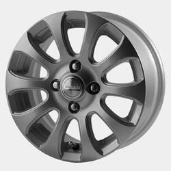 Автомобильный диск Литой Скад Европа 5,5x13 4/98 ET 35 DIA 58,6 Платина