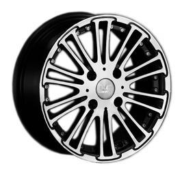 Автомобильный диск Литой LS 111 6,5x15 4/98 ET 32 DIA 58,5 BKF
