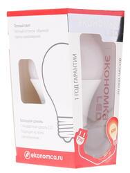 Лампа светодиодная Экономка LED 7W A60 E2730_CL