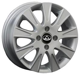 Автомобильный диск Литой LegeArtis TG7 6x15 4/114,3 ET 44 DIA 56,6 Sil