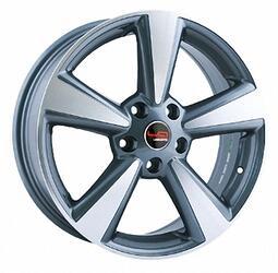 Автомобильный диск Литой LegeArtis NS38 6,5x16 5/114,3 ET 40 DIA 66,1 GMF