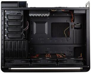 Корпус SilverStone FT02B-W-USB3.0 черный
