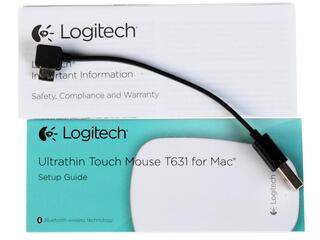 Мышь беспроводная Logitech Ultrathin Touch Mouse Т631