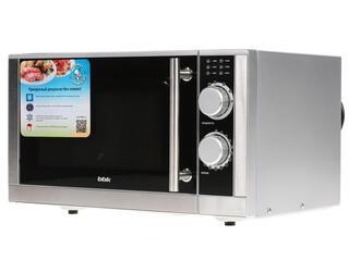Микроволновая печь BBK 23MWS-929M/BX серебристый
