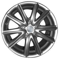 Автомобильный диск литой Replay LX53 8x18 5/114,3 ET 45 DIA 60,1 Sil