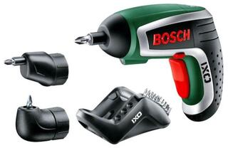 Аккумуляторная отвертка Bosch IXO IV Upgrade Set