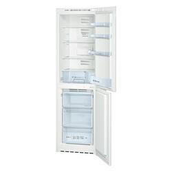 Холодильник с морозильником BOSCH KGN39NW10R белый
