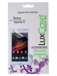 "5""  Пленка защитная для смартфона Sony Xperia C"
