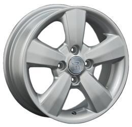 Автомобильный диск литой Replay GN81 5,5x14 4/100 ET 39 DIA 56,6 Sil