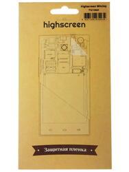 "4""  Пленка защитная для смартфона Highscreen WinJoy"