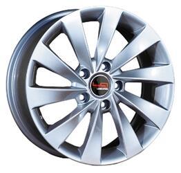 Автомобильный диск Литой LegeArtis SK54 7x16 5/112 ET 45 DIA 57,1 Sil