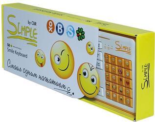 Клавиатура CBR Simple Smile S8