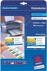 Визитная карточка Zweckform 32094-10