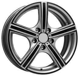 Автомобильный диск Литой K&K Спринт 6,5x16 5/114,3 ET 38 DIA 67,1 Бинарио