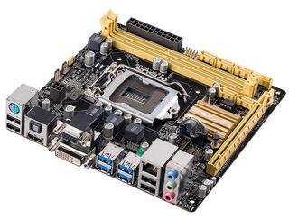 Плата ASUS LGA1150 H87I-PLUS H87 2xDDR3-1600 PCI-Ex16 HDMI/DVI/DSub 8ch 6xSATA3 RAID 4xUSB3 GLAN mini-ITX
