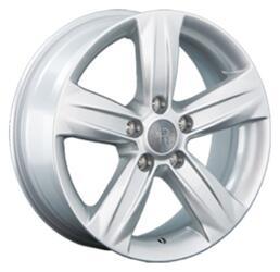 Автомобильный диск литой Replay GN47 6x15 5/105 ET 39 DIA 56,6 Sil