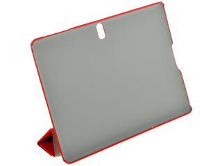 Чехол-книжка для планшета Samsung Galaxy Tab S красный