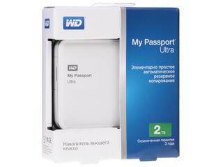 "2.5"" Внешний HDD WD My Passport Ultra [WDBNFV0020BWT]"