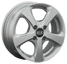 Автомобильный диск Литой Replay KI68 5,5x14 4/100 ET 46 DIA 54,1 Sil