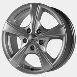 Автомобильный диск Литой Скад Аэлита 6,5x16 4/100 ET 45 DIA 56,6 Селена-супер