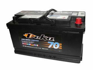 Автомобильный аккумулятор Deka Ultimate 9AGM49