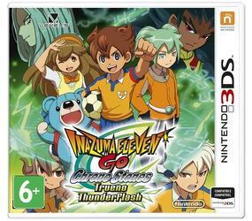 Игра для 3DS Inazuma Eleven GO Chrono Stones: Thunderflash