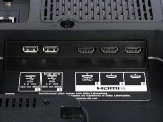 "50"" (127 см)  LED-телевизор Sony KDL-50W755C черный"