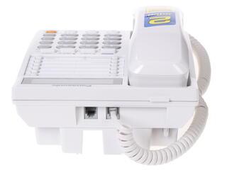 Телефон проводной Panasonic KX-TS2368RUW