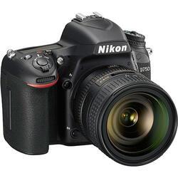 Зеркальная камера Nikon D750 Kit 24-85mm черный