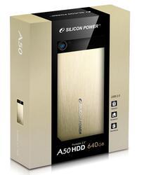 "2.5"" Внешний HDD Silicon Power Armor A50 [SP750GBPHDA50S2G]"