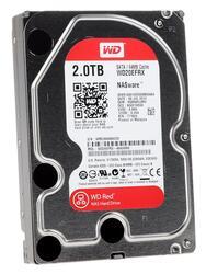 2 Тб Жесткий диск WD Caviar Red IntelliPower [WD20EFRX]