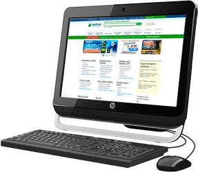 "23"" Моноблок HP Pavilion AIO 23-d103er (FHD/Touch) Core i5-3330S (2.7)/4GB/1TB/GT 630M 2Gb/DVD-RW/WiFi/Cam/Kb+M/Win8"