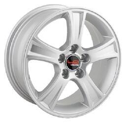 Автомобильный диск Литой LegeArtis VW95 6,5x15 5/100 ET 38 DIA 57,1 Sil