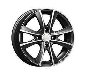 Автомобильный диск Литой Скад Мальта 6x15 4/100 ET 48 DIA 54,1 Алмаз
