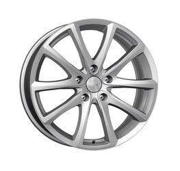 Автомобильный диск литой K&K Сансара 8,5x18 5/130 ET 45 DIA 84,1 Блэк платинум