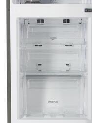 Холодильник с морозильником Electrolux ENF2440AOX серебристый