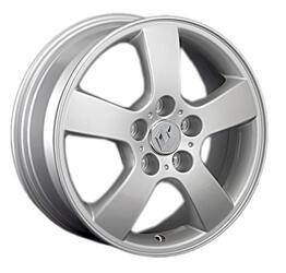 Автомобильный диск литой Replay RN70 6,5x16 5/112 ET 60 DIA 110,1 Sil