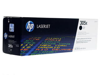 Картридж лазерный HP 305X (CE410X)