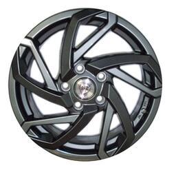 Автомобильный диск литой NZ SH673 6x15 4/108 ET 27 DIA 65,1 GM