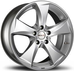 Автомобильный диск Литой MAK Raptor5 8,5x19 5/120 ET 50 DIA 65,1 Hyper Silver