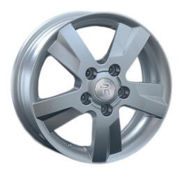 Автомобильный диск литой Replay KI43 6,5x17 5/114,3 ET 46 DIA 67,1 Sil