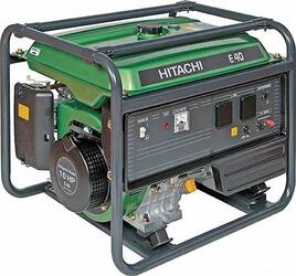 Электрогенератор Hitachi E- 40