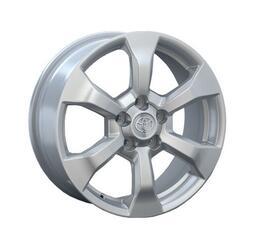 Автомобильный диск Литой Replay TY70 7x17 5/114,3 ET 45 DIA 60,1 Sil