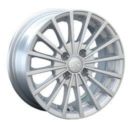 Автомобильный диск Литой LS 241 6,5x15 4/100 ET 40 DIA 73,1 GMF