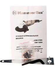 Углошлифовальная машина Hammer Flex USM2100A