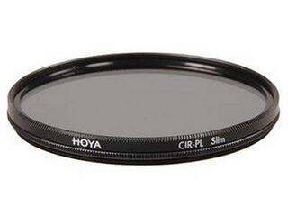 Фильтр Hoya PL-CIR Slim 55mm